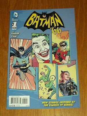 Batman '66 #1 Dc Comics Variant Vf (8.0)