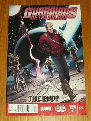 Guardians Of The Galaxy #27 Marvel Comics Nm (9.4)