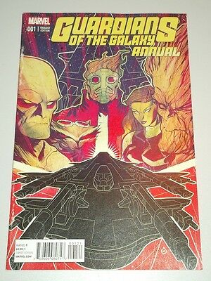 Guardians Of The Galaxy Annual #1 Marvel Comics Variant Vf (8.0)