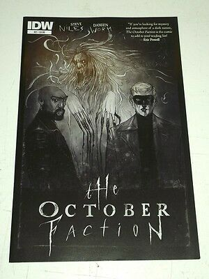 October Faction #2 Marvel Comics Nm (9.4)