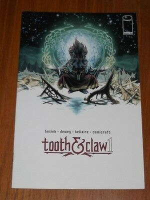 Tooth & Claw #1 Image Comics Nm (9.4)