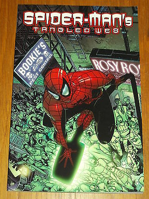 Spiderman's Tangled Web Vol 3 Marvel Graphic Novel 9780785109518