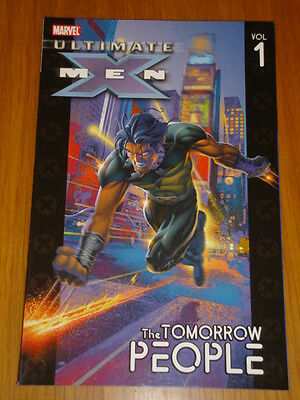 X-Men Ultimate Tomorrow People Vol 1 Marvel Graphic Novel 9780785107880