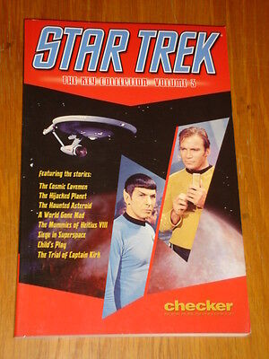 Star Trek Key Collection Vol 3 Checker Bpg Alberto Giolitti Gn 9780975380857 <