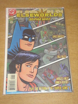 Elseworlds 80 Page Giant #1 Nm (9.4) Dc Comics August 1999 Rare **
