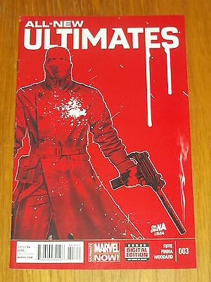 Ultimates All New #3 Marvel Comics August 2014 Vf (8.0)