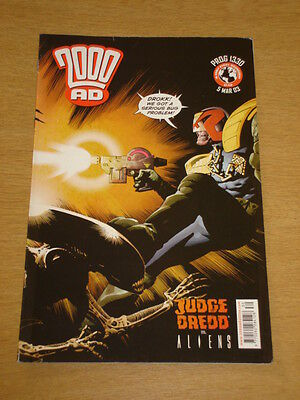 2000Ad #1330 British Weekly Comic Judge Dredd Mar 2003 *