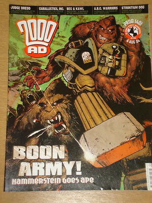 2000Ad #1401 British Weekly Comic Judge Dredd Aug 2004 *