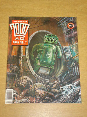 2000Ad Best Of Monthly # 83 Judge Dredd Comic