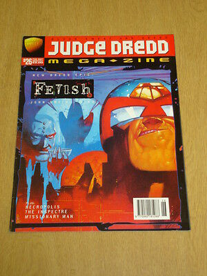 2000Ad Megazine #26 Vol 3 Judge Dredd*