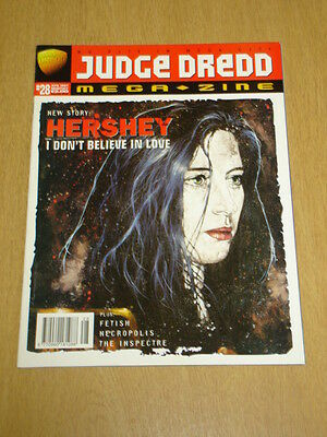 2000Ad Megazine #28 Vol 3 Judge Dredd*