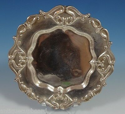 Frank Whiting Sterling Silver Dessert Plate Art Nouveau #3088 (#0865)