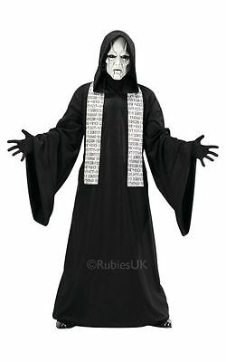 SALE! Adult Phantom Mens Halloween Horror Party Fancy Dress Costume Outfit