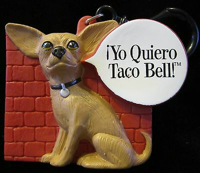 "Taco Bell ""Yo Quiero Taco Bell"" Chihuahua Coin Purse by Applause"