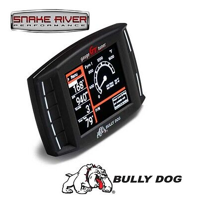 Bully Dog Triple Dog Gt Diesel Programmer Gauge Monitor Tuner 40420 Non Carb