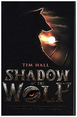 Shadow of the Wolf Tim Hall