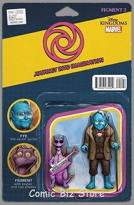 Figment 2 #2 (Of 5) (2015) 1St Print Scarce Action Figure Variant Cover