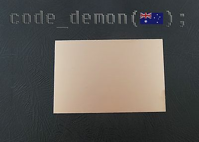 Single Sided Copper Clad Plate Laminate PCB Circuit Board - 150mm x 100mm