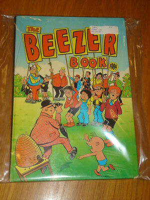Beezer Book For Boys And Girls British Annual 1984 Fn <