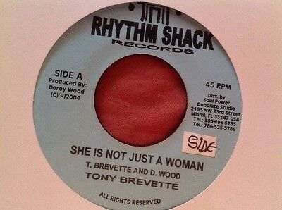 Rhythm Shack She is not just a woman / Version