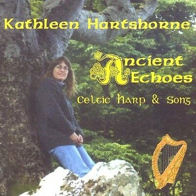 Kathleen Hartshorne - Ancient Echoes [New CD]