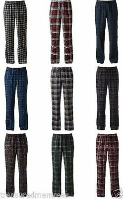 """~ New With Tags 9 Flannel Pajama Bottoms Lounge Pants ~ Size Large 36-38/"""" APT"""