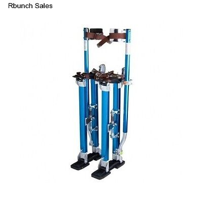 Aluminum Drywall Stilts Adjustable 24-40 Sheetrock Painters Cleaners Equipment