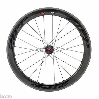 Zipp 404 Firecrest Carbon Clincher 24 Spokes  Bike Rear Wheel shimano /sram