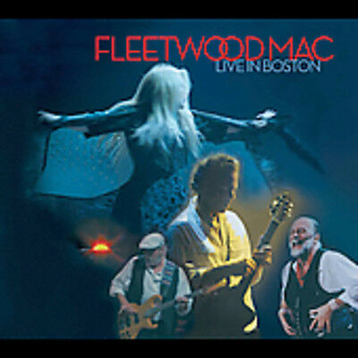 Fleetwood Mac - Live in Boston [New CD] With DVD, Digipack Packaging