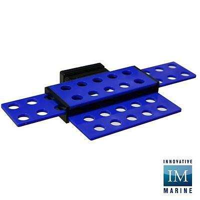 "Innovative Marine Acrylic Reef Rack 32 Magnetic 1/2"" Glass Frag Aquarium Coral"