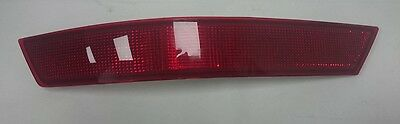 Genuine Mercedes-Benz W164 ML LH Rear Bumper Reflector Lens A1648200374 NEW