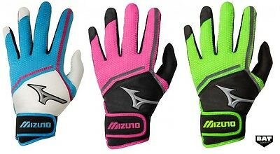 Mizuno Finch Women's Fastpitch Softball Batting Gloves 330354