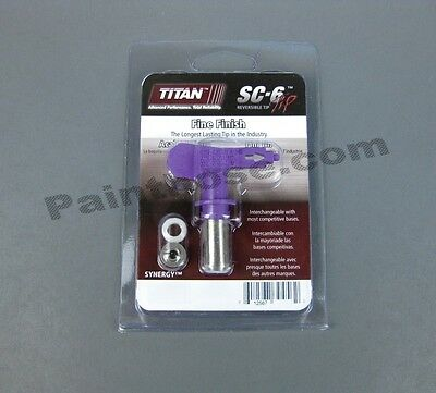 Titan 671-210 or 671210 Synergy Fine Finish Airless Spray Tip - OEM