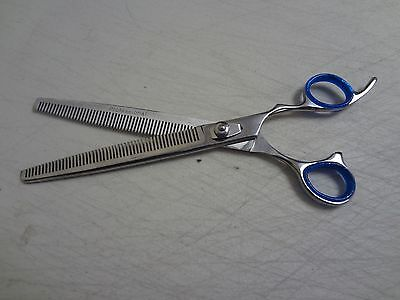 """New 8.5"""" Double Edged Barber Thinning Shears Scissors"""