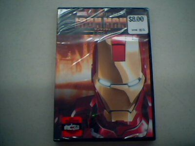 Iron Man: The Complete Animated Series (DVD, 2012, 2-Disc Set), New/Sealed