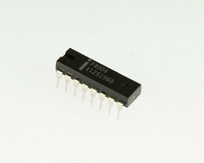New 1 Pc. P4004 First Intel Microprocessor 4004 Series 16-Pin Dip