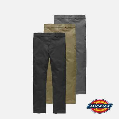 Dickies WP803 Slim Skinny Straight Fit Pant (Free Standard Shipping Aus Wide)