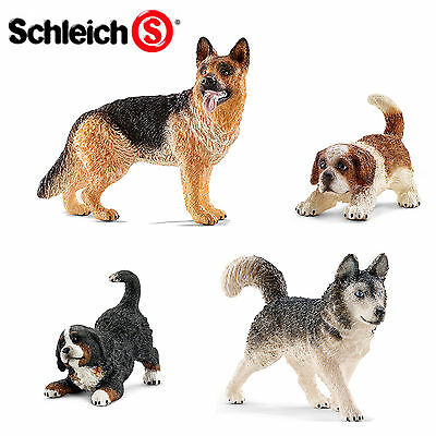 SCHLEICH World of Nature Farm Life DOGS - Choice of 32 figures including Retired