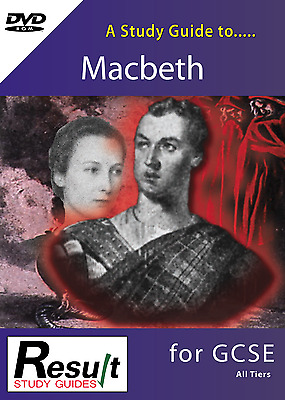A Study Guide to Macbeth for GCSE: All Tiers (DVD-ROM)