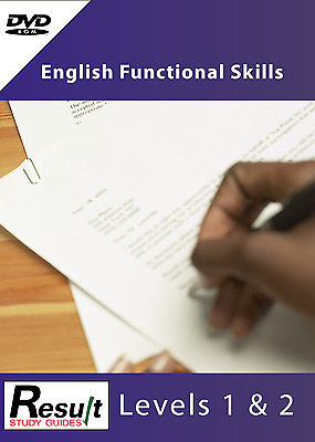 English Functional Skills: Levels 1 & 2 (DVD-ROM)