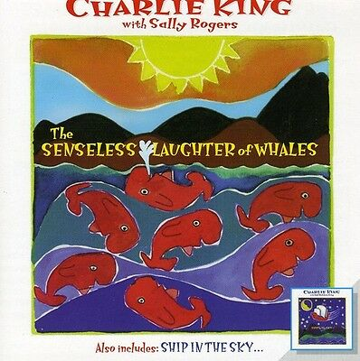 Charlie King - Ship in the Sky / Senseless Laughter of Whales [New CD]