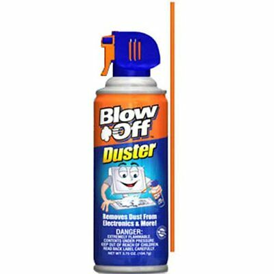 Max Professional Blow Off Air Duster Cleaner 3.75 OZ Canned Air