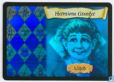 Harry Potter TCG Base Set Hermione Granger HOLO FOIL 9/116