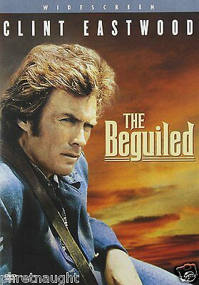 The Beguiled Dvd - Clint Eastwood - Geraldine Page