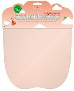 Mije Baby Head Rest Washable Cover Peach