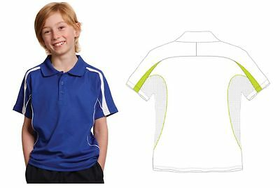Clothing, Shoes & Accessories Boys Kids Cooldry Short Sleeve Alliance Polo T-shirt Uniform Sports Team Soccer
