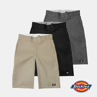 "Dickies Mens WR815 13"" Loose Twill Stripe Shorts $53.90 (FREE EXPRESS SHIPPING)"
