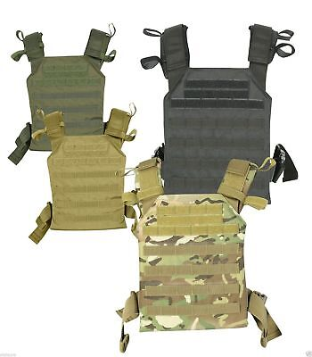 Viper Tactical Elite Carrier Airsoft Combat MOLLE With Armour Plate Compartments