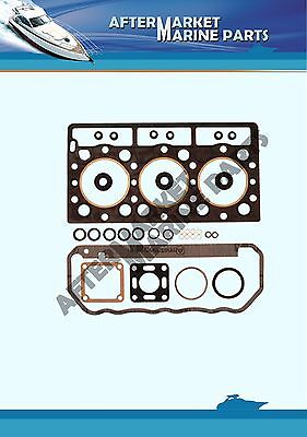 Volvo Penta 2003T 2003TB decarb gasket kit replaces 876310