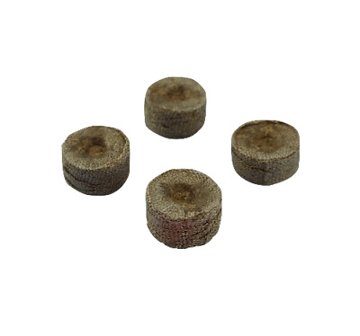 18mm Jiffy-7 Coir Pellets Round x 500pcs - For Plant / Veggie Seeds Propagation